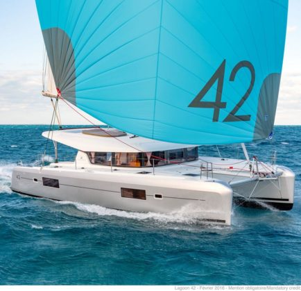 Why to choose a catamaran over a monohull
