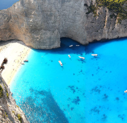 Why choose Ionian instead Aegean islands?