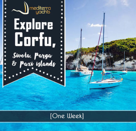 Explore Corfu, Sivota, Parga & Paxi islands